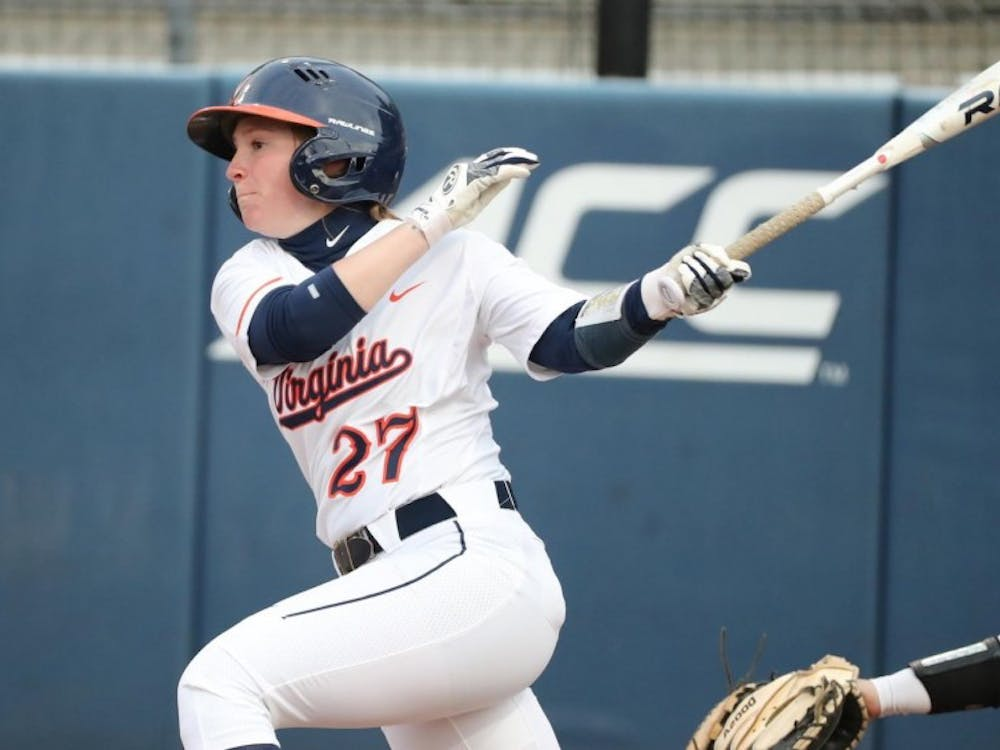 Freshman infielder Arizona Ritchie went 3-for-3 at the plate Tuesday night.