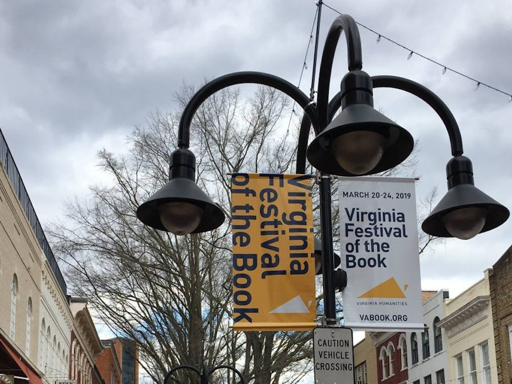 The Virginia Festival of the Book hosted three panelists on the topic of the future.