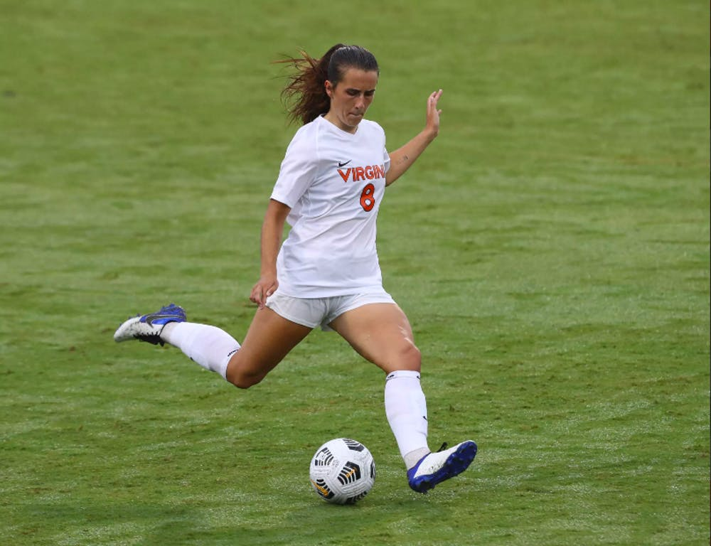 <p>Virginia holds a 1-1-1 record after its weekend matches against Duke and Clemson and is set to face Virginia Tech Friday to continue conference play.&nbsp;</p>