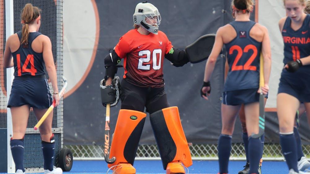 Virginia has maintained a strong defensive back line led by junior goalkeeper Lauren Hausheer and sophomore goalkeeper Taylor Henriksen.