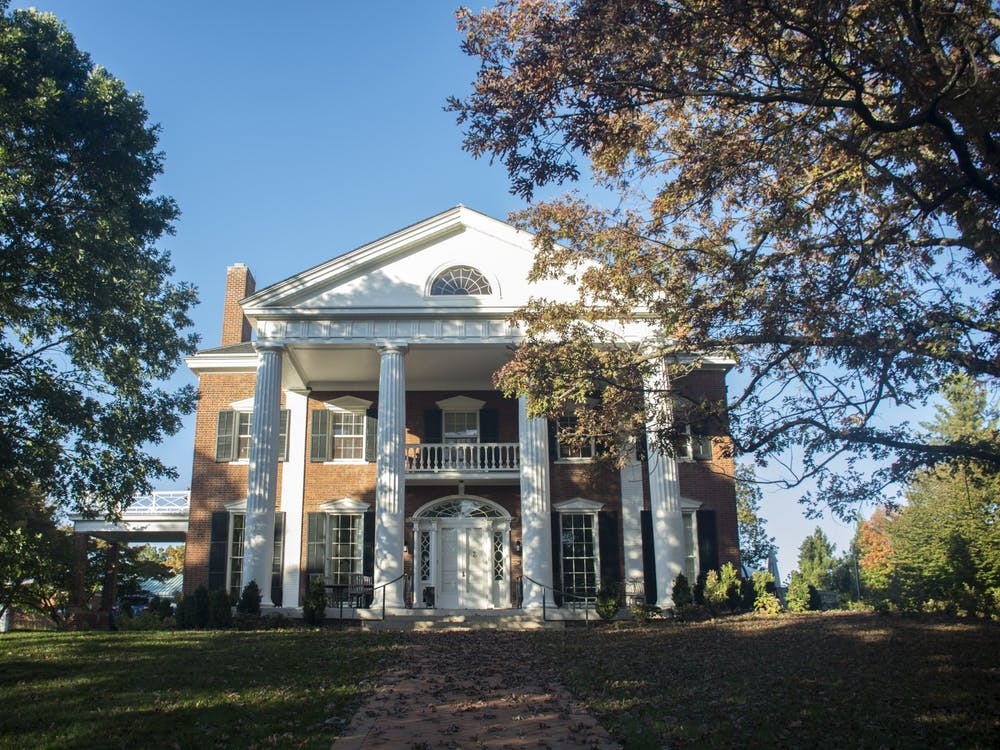 Completed in 1909, the house is a veritable mansion, boasting 13,700 square feet, seven bedrooms and eight bathrooms.