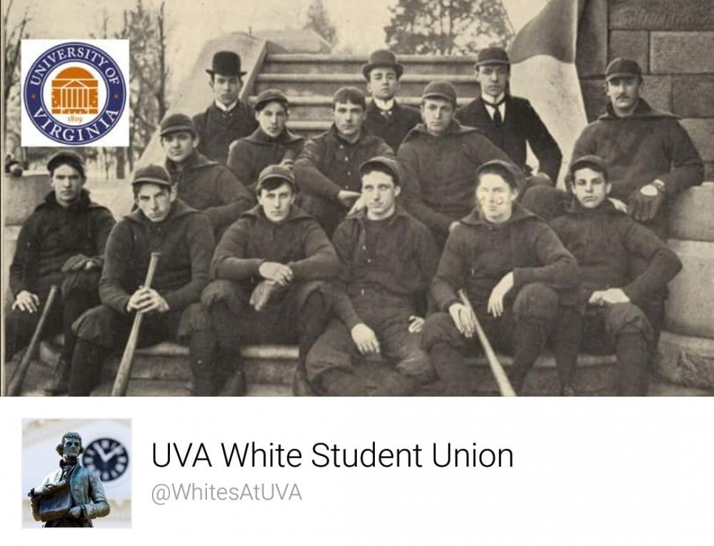 6d12c19688543 Students denounce  UVA White Student Union  Facebook page