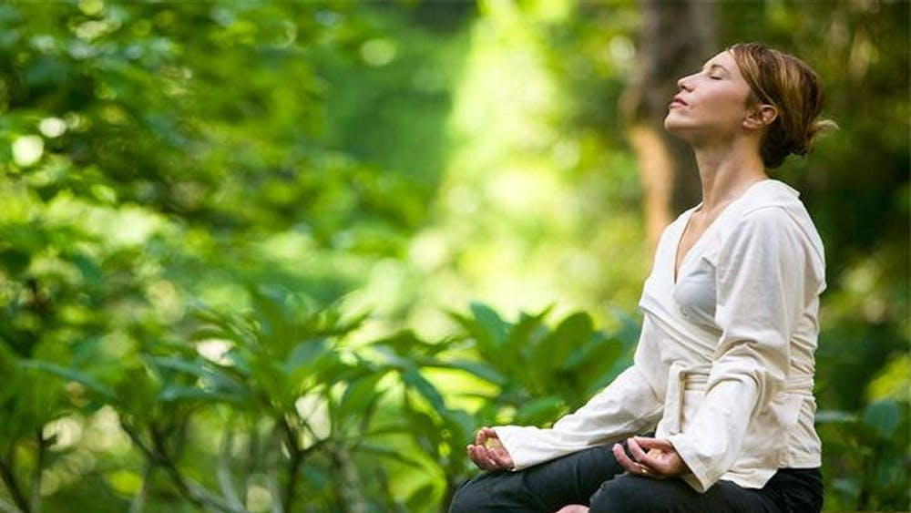 Mindfulness, if practiced regularly, can reduce stress among students.