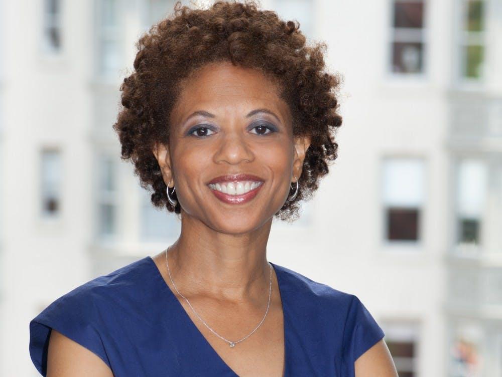 Melody Barnes will lead the Democracy Initiative.