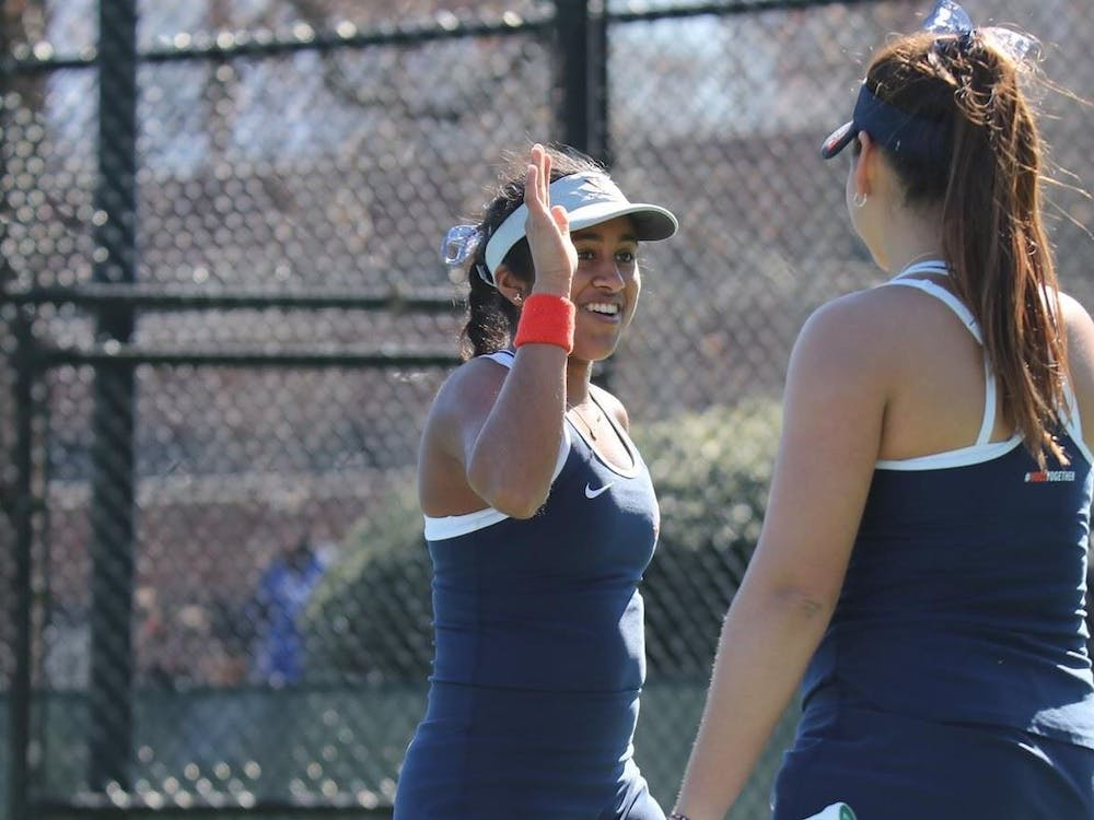 With Subhash's win, the Cavaliers were able to clinch a victory over No. 3 NC State.