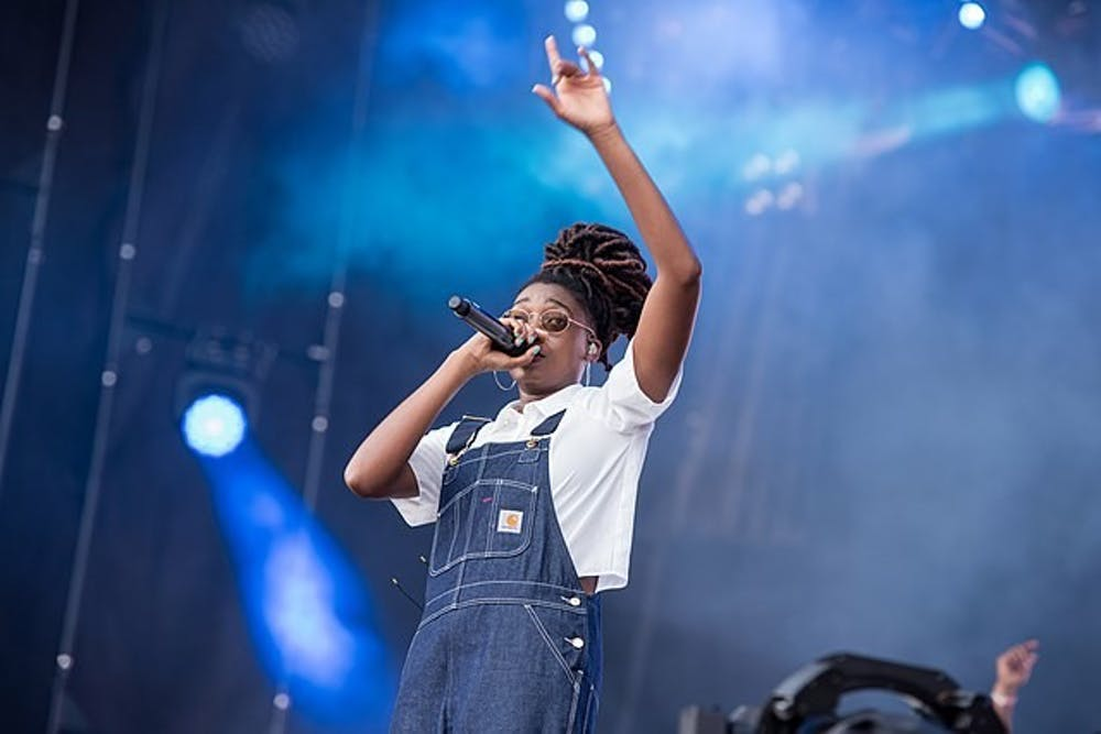 """<p>Little Simz released her latest album """"Sometimes I Might Be Introvert"""" Sept. 3.</p>"""