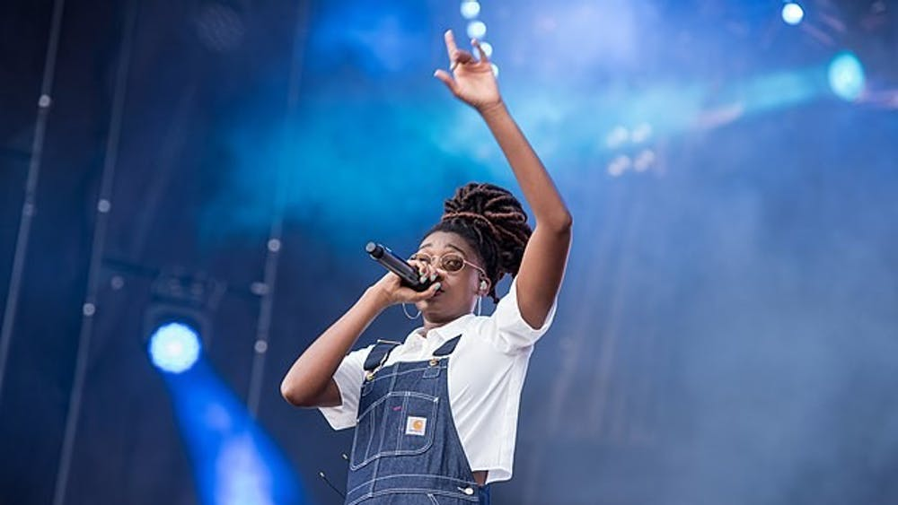 """Little Simz released her latest album """"Sometimes I Might Be Introvert"""" Sept. 3."""