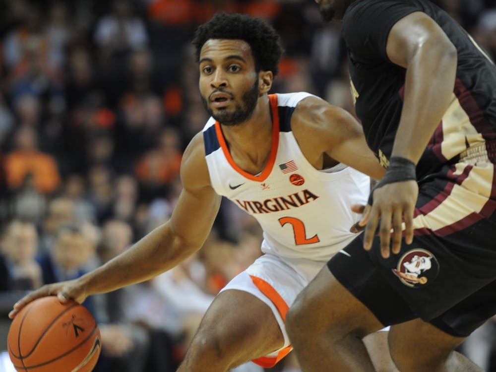 Junior forward Braxton Key had a career-high 20 points as a Cavalier and tied with Hunter for a team-high six rebounds against Florida State Saturday.