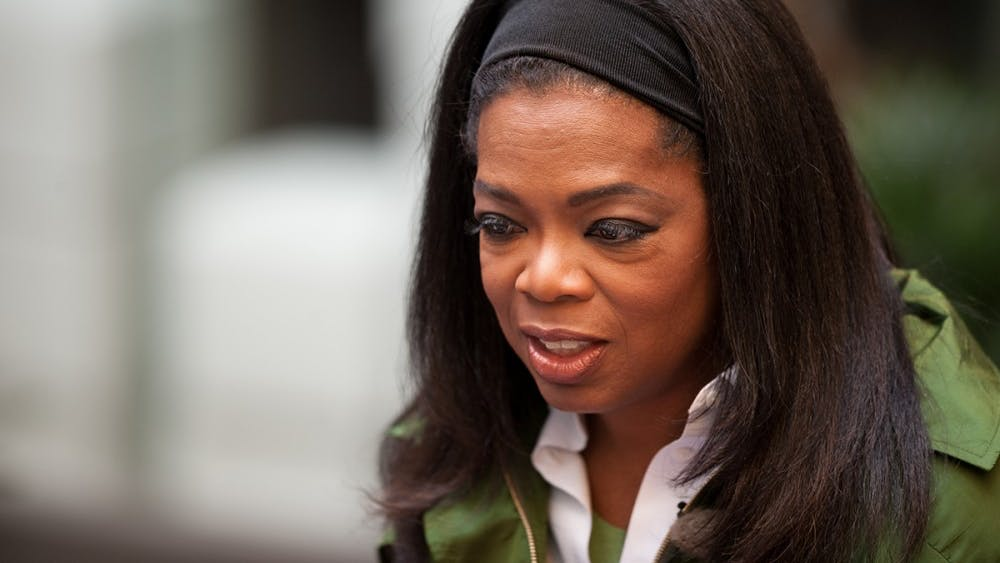 Oprah herself offered an important comment to the national conversation about celebrity presidents — she doesn't want to run.
