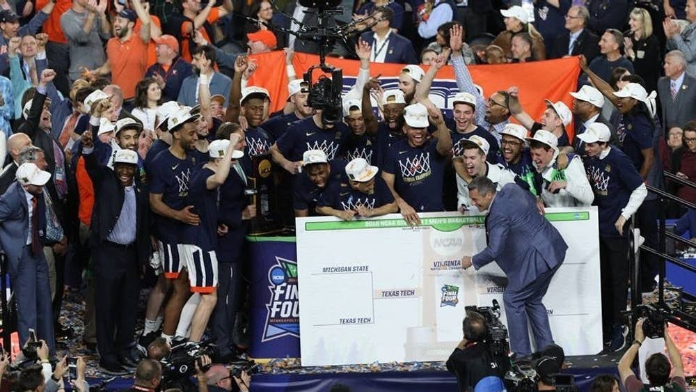 Virginia fans had more than their fair share of heart-stopping moments during the Cavaliers' 2019 national championship run.