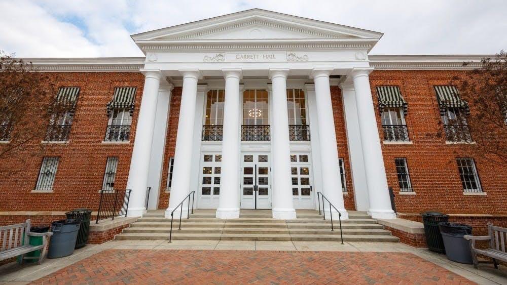 Garrett Hall 是Batten公共政策学院的总部