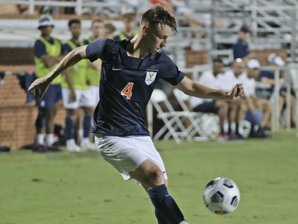 Virginia is 0-2 against ranked opponents this season, so this match provides an opportunity for the Cavaliers to flip the script.