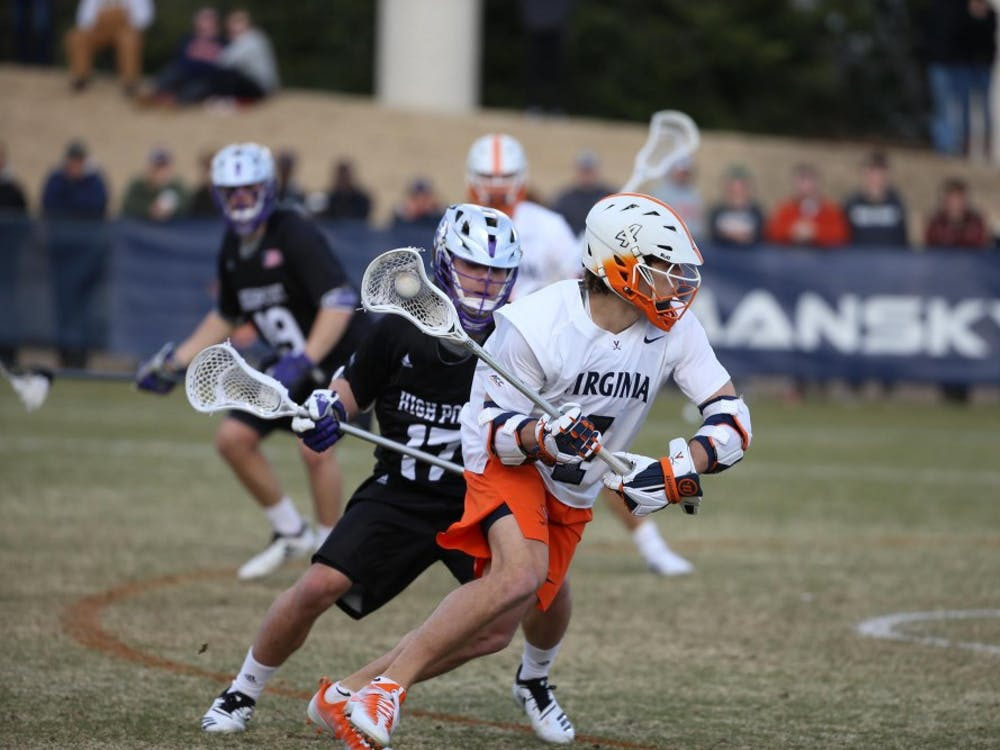 Freshman midfielder Jeff Conner scored a crucial goal to cut the deficit to one late in the game.
