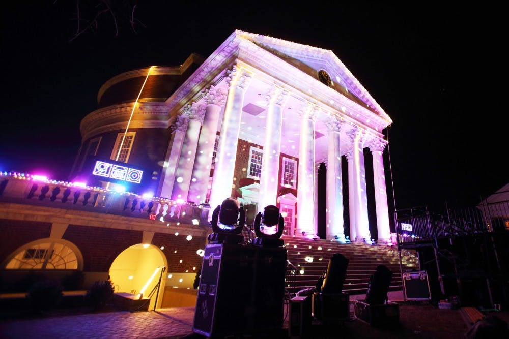 <p>&nbsp;The University will be hosting its 18th annual Lighting of the Lawn Dec. 5.</p>
