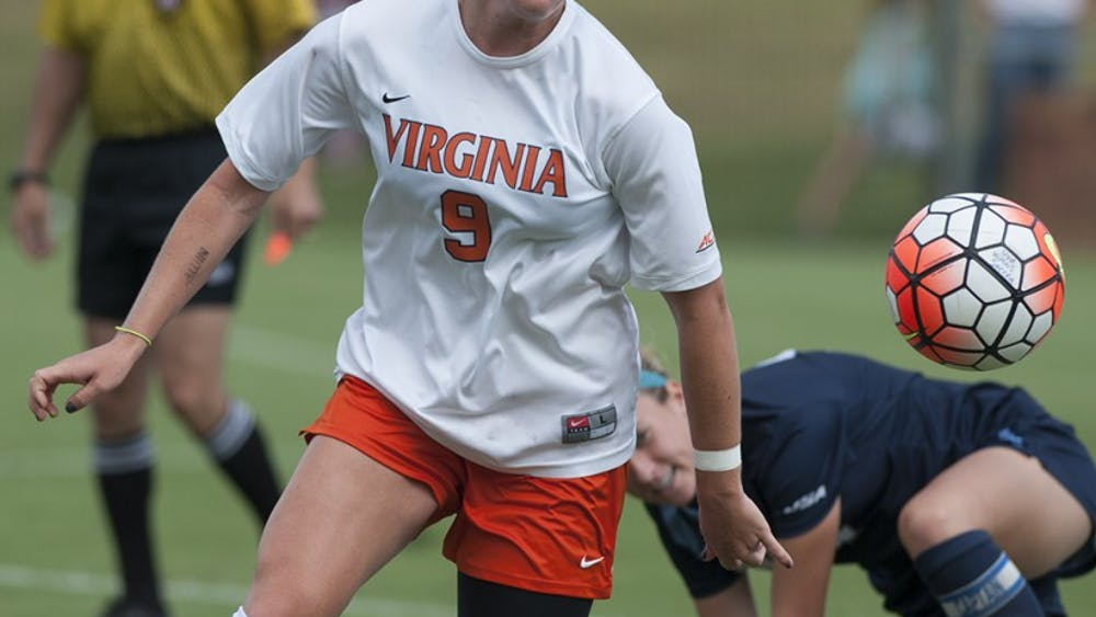 Senior forward Makenzy Doniak earned ACC Offensive Player of the Week after a strong performance against Boston College last Sunday. She's now tied with Angela Hucles for first on the Cavaliers' career points list.