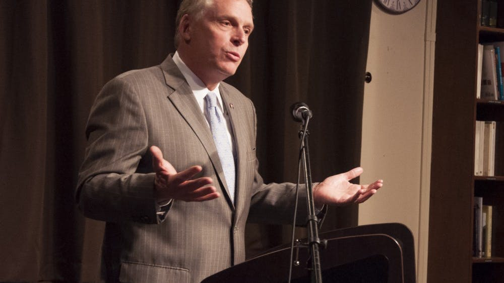 McAuliffe framed the policy as a means of giving a second chance to convicted citizens in the hiring process that will have a positive effect on employment, and by extension, the economy.