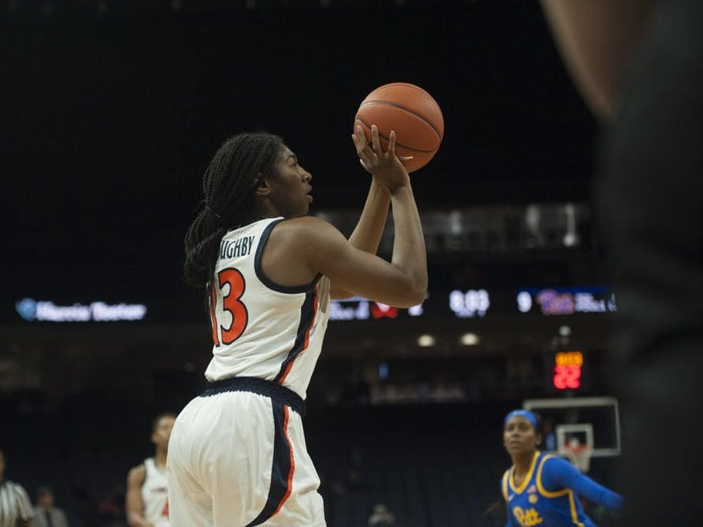 Former Virginia guard Jocelyn Willoughby left Virginia as one of the most highly decorated women's basketball players in recent program history.
