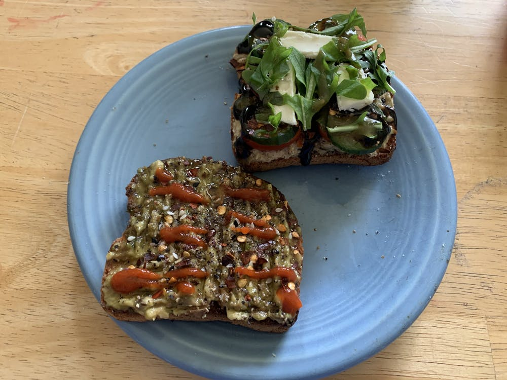 As a self-identified foodie with an acquired taste, I can say avocado toast should not be basic because it just might save your year.