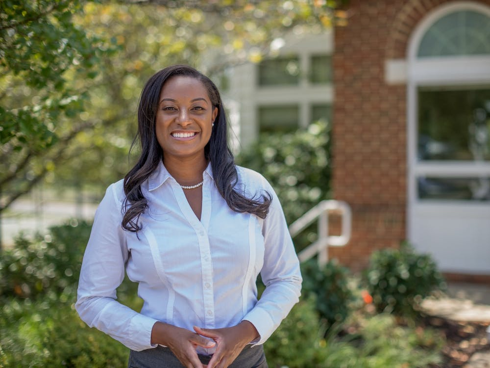 Carroll Foy was elected to the Virginia House of Delegates to represent Virginia's 2nd District in 2017 and stepped down in December to focus on her gubernatorial campaign.