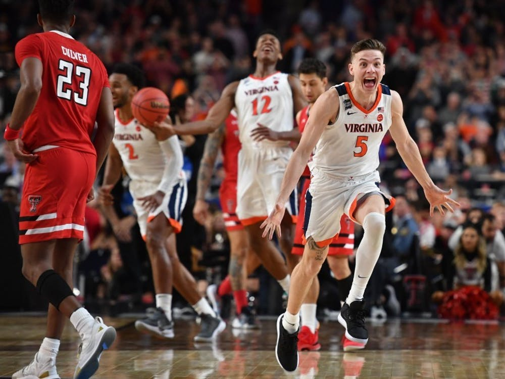 Kyle Guy finished his Virginia career ranked first in three-point percentage (42.5 percent) and left Cavalier fans with incredible memories in his time in Charlottesville.