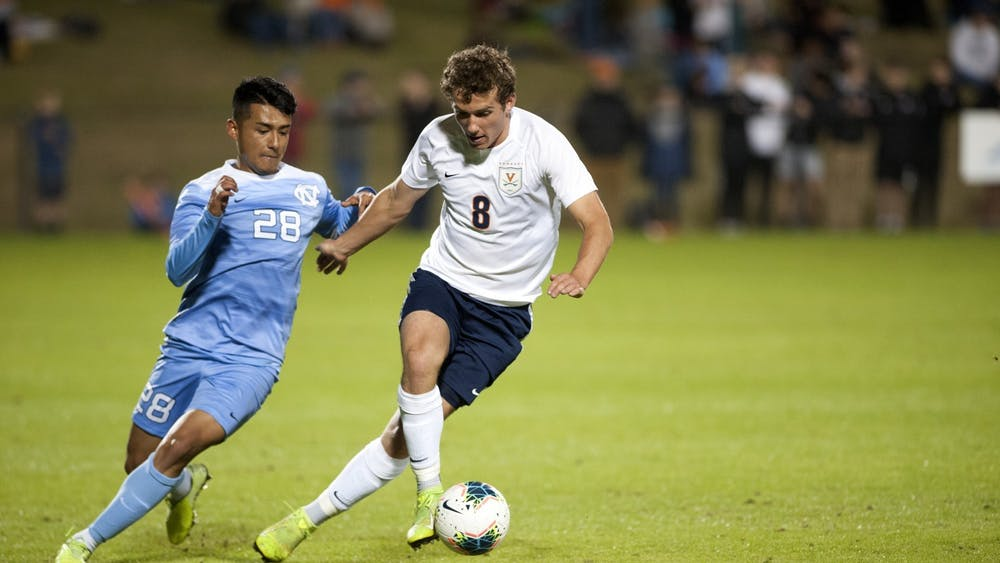 Former midfielder Joe Bell is one of the many key pieces that departed the Cavaliers following their 2019 campaign.