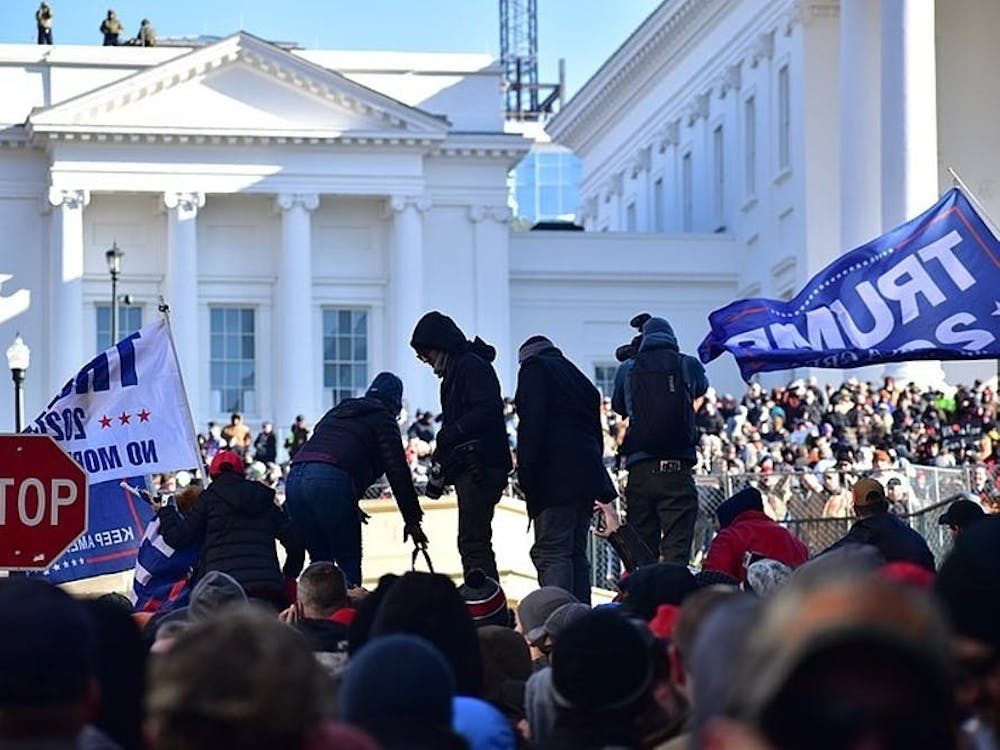 What I saw on Monday was beautiful — a thousands-strong group  gathered in the peaceful defense of shared beliefs.