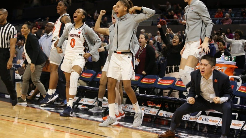 Virginia took control of the second half as it rallied to overcome a 22-point Miami lead.