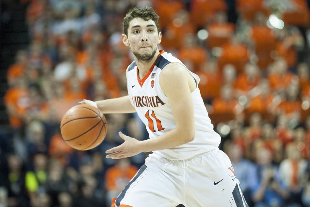 <p>Junior guard Ty Jerome, team leader in steals, can force the Wolfpack to make mistakes Tuesday night.</p>