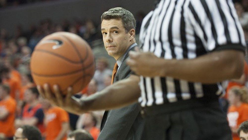 Coach Tony Bennett's No. 12 Cavaliers are having a ball of late.