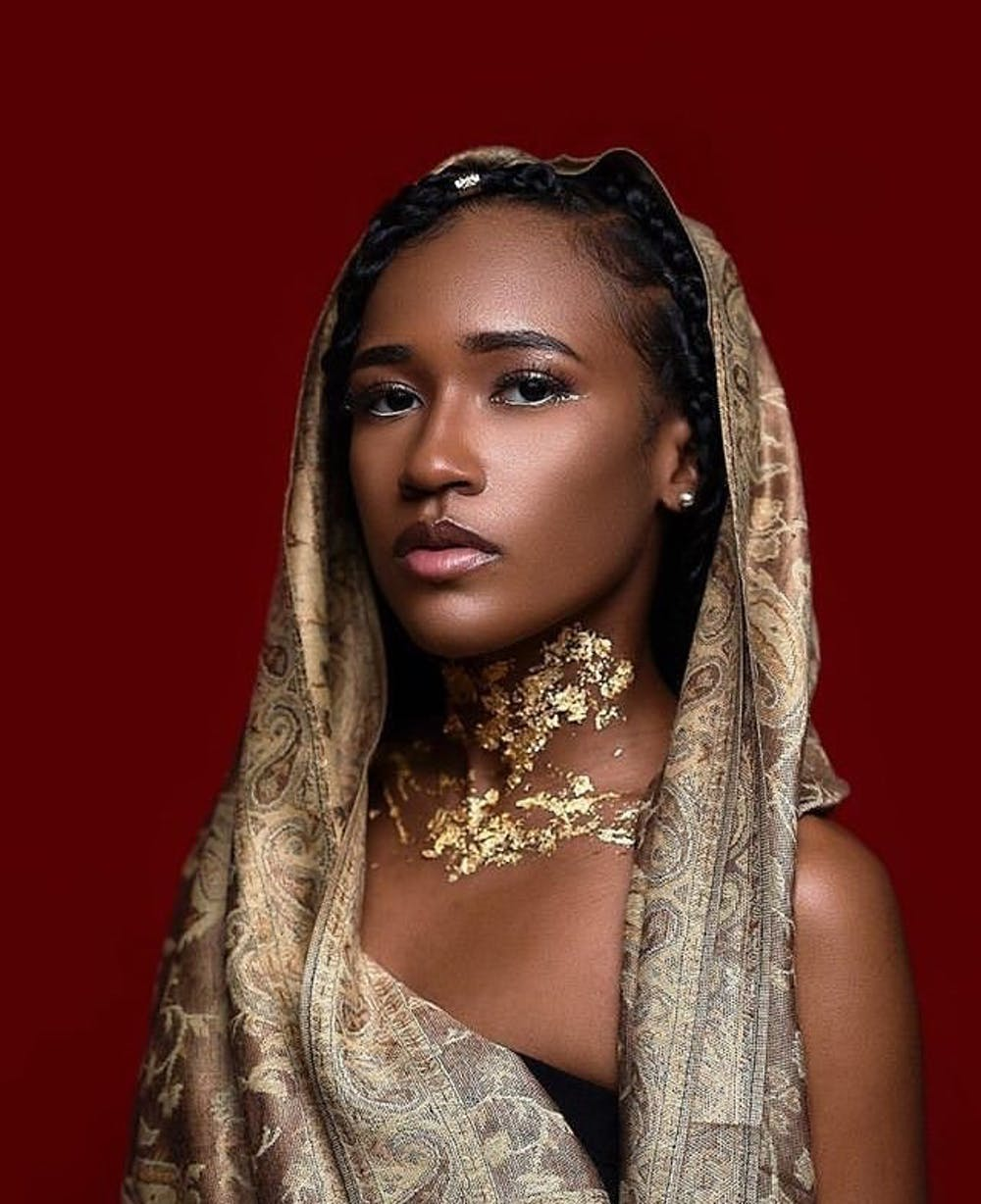 <p>Uma Jalloh, president of the University's Organization of African Students, wanted to showcase black empowerment and her personal experience as a first-generation student.&nbsp;</p>