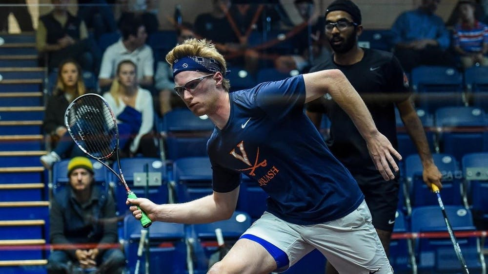 <p>Neither the men's nor the women's team dropped a single match this weekend.</p>