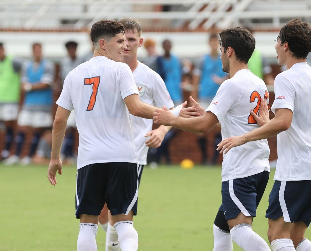 <p>After falling short of the NCAA tournament last year, the Cavaliers have come back with a vengeance, winning their first two games of the season.&nbsp;</p>