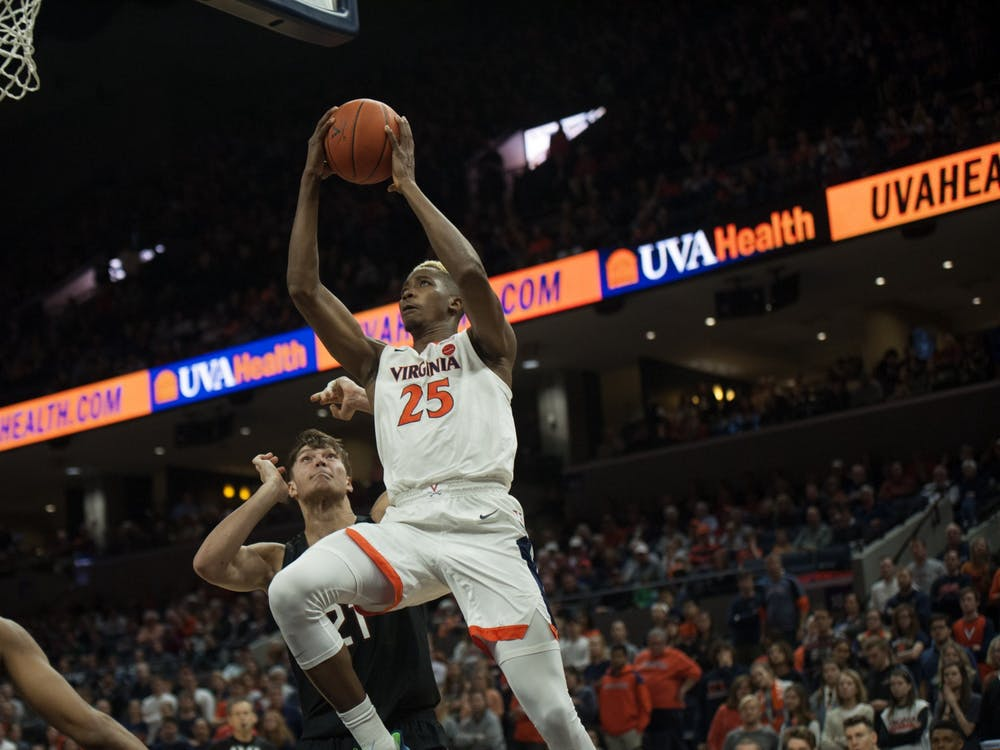 Senior forward Mamadi Diakite scored a career-high 21 points and was 9-for-11 from the free throw line.