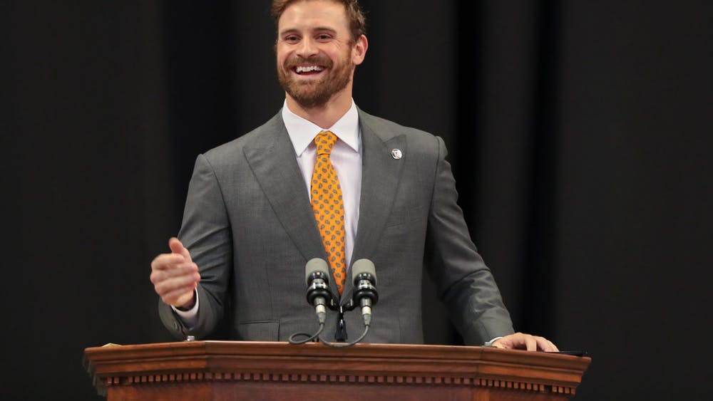 In 2017, Chris Long donated his game checks to educational institutions, promoting learning accessibility and opportunity for children that may not otherwise receive it.