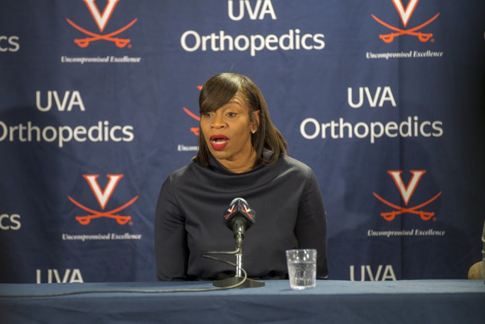 <p>New head coach Tina Thompson has brought a fresh perspective to the women's program in preparation for the upcoming season.</p>