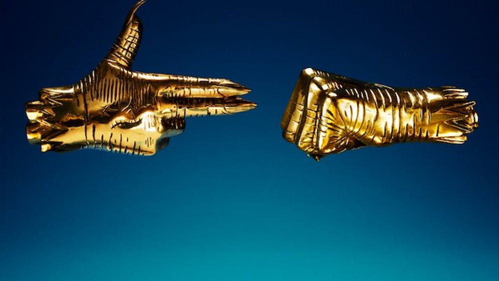 """Killer Mike and El-P deliver socially conscious fury on """"Run the Jewels 3."""""""