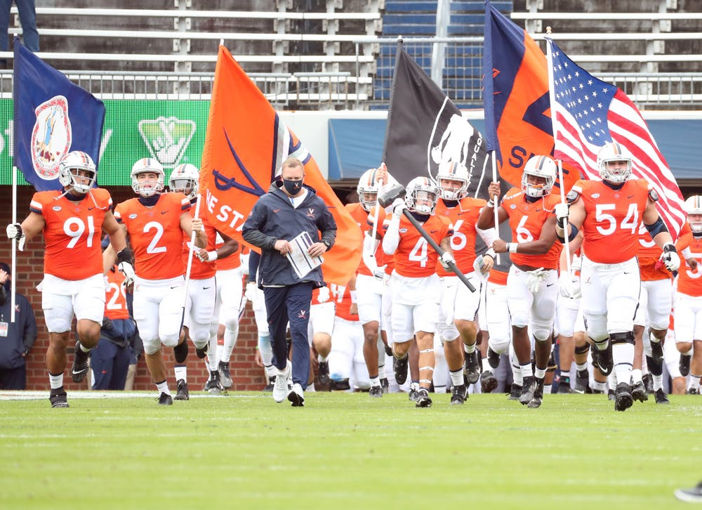 <p>For the Cavaliers to keep up with a high-powered Wake Forest offense and emerge victorious, they must stay disciplined on both sides of the ball</p>