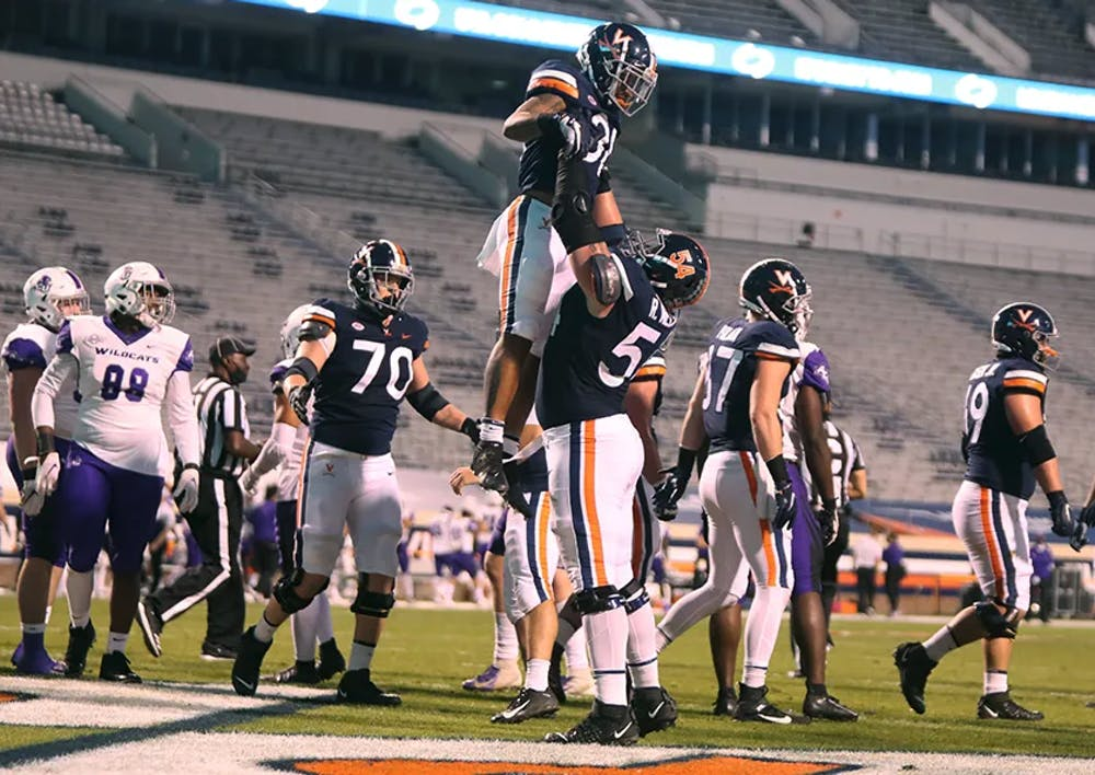 <p>Virginia looks to improve on last year's 5-5 performance, which ended in a frustrating loss to Virginia Tech.</p>