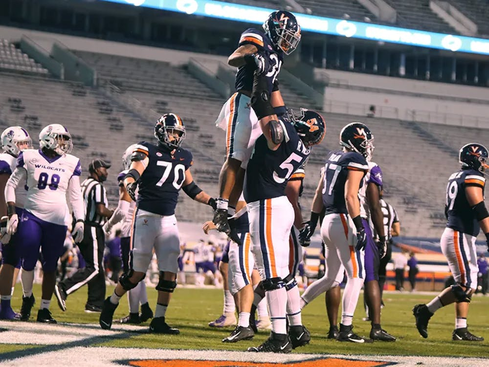 Virginia looks to improve on last year's 5-5 performance, which ended in a frustrating loss to Virginia Tech.
