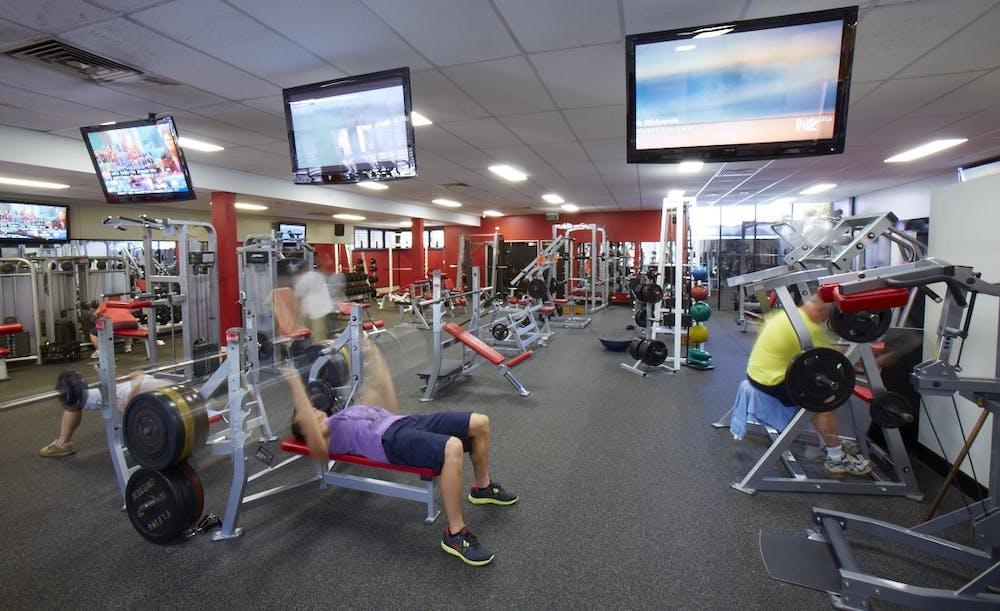 <p>Humor columnist Dorothea LeBeau breaks down workout culture at U.Va.</p>