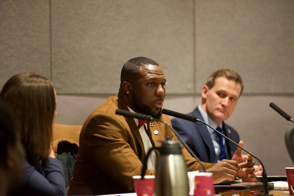 Charlottesville City Council Wes Bellamy
