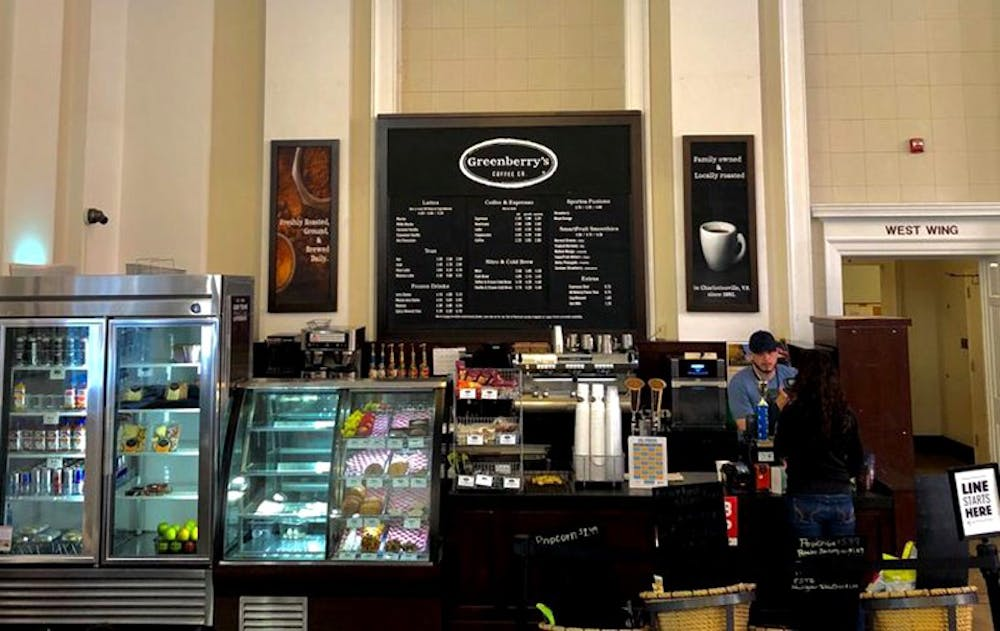 <p>&nbsp;It is wrong that the employees receive less than they would at any other Greenberry's.</p>
