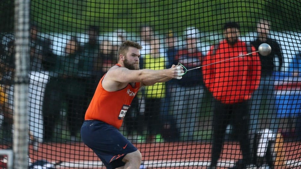 <p>In the long term, senior thrower Hilmar Jonsson hopes to qualify for the 2020 Olympic Games in Tokyo.</p>