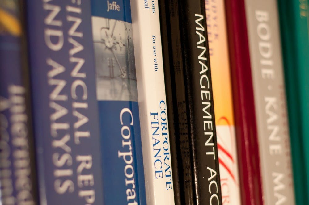 <p>College Board found that, on average, students spend $1,200 a year on books and other school supplies.</p>