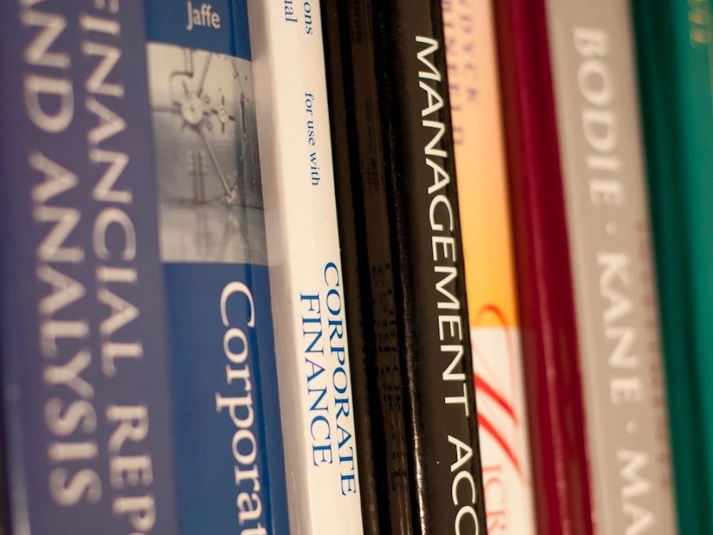 College Board found that, on average, students spend $1,200 a year on books and other school supplies.