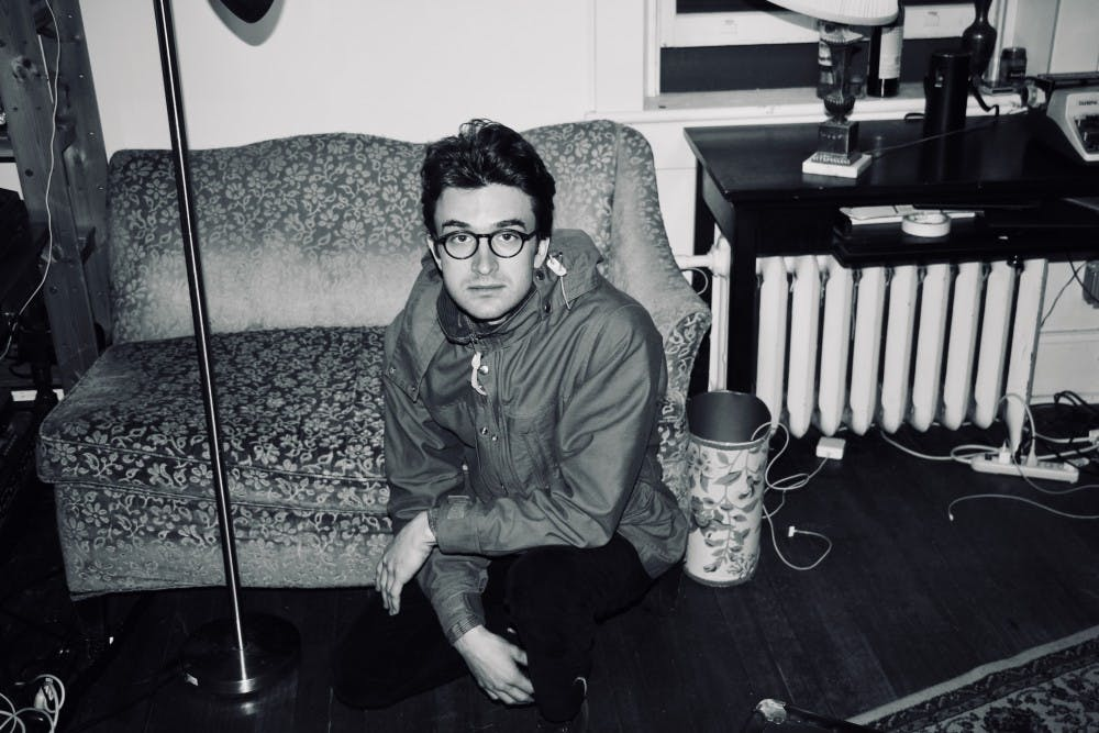 <p>Marsh, the lead singer and guitarist, grew up in Charlottesville and cites his inspirations as Bob Dylan and the Velvet Underground.</p>