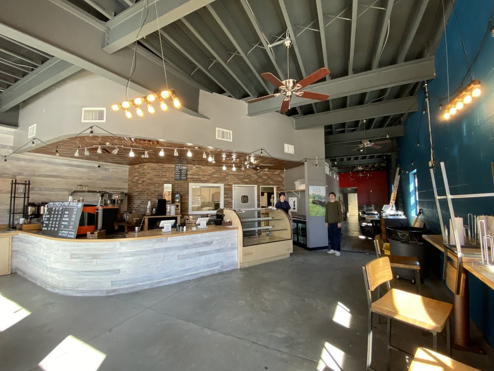 <p>Glaze's menu is filled with hand-baked delights ranging from $1.45 to $4.00, making it a more affordable option for students on Grounds.&nbsp;</p>