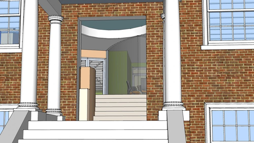 New Link lab space will be constructed on Engineer's Way within the calendar year.