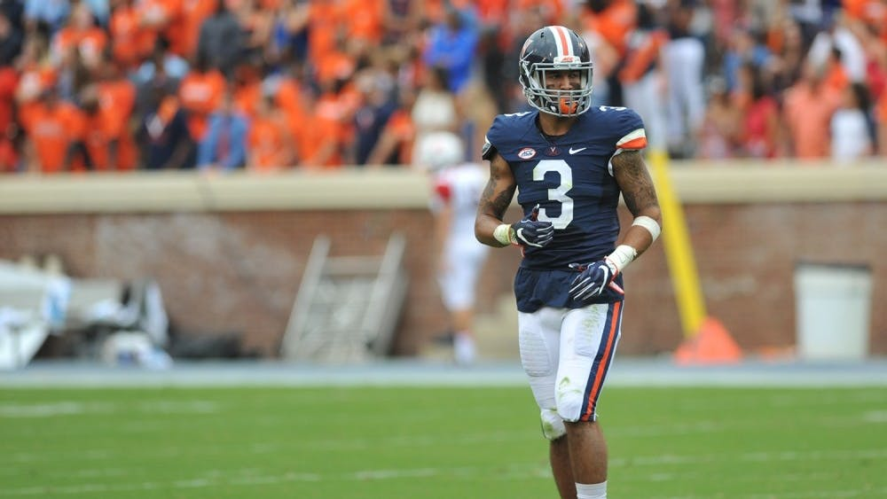 Senior safety Quin Blanding will look tobe a bright spot on what the Cavaliers believe is a much improved secondary this coming season.