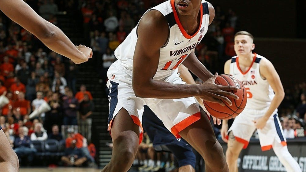 Sophomore forward De'Andre Hunter needs to get more involved on offense to give Virginia a better shot at winning the national championship.